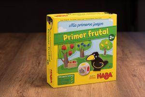 Primer frutal, educar jugando, psicomotricidad