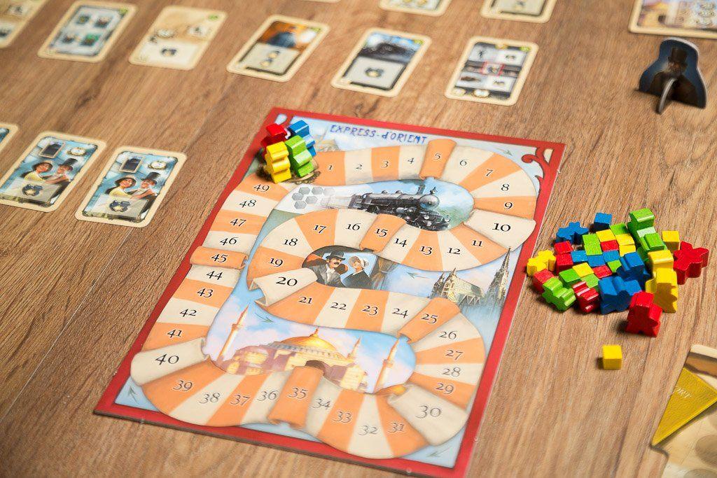 Juegos de mes de trenes encuentra los mejores y a for Cazafantasmas juego de mesa