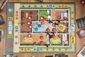 ¡Rescate!, juegos que fortalecerán la relación con tus mejores amigos