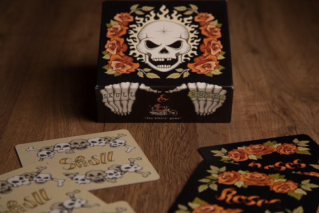 Skull and Roses, juegos de mesa familiares baratos