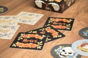 Skull and Roses, juegos de mesa para encerrarse en casa