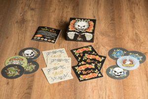 Skull and roses, juegos de mesa para las comidas navideñas