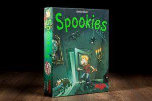 Spookies, juegos de mesa para cuando tus sobrinos invaden tu casa