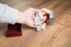 Stoy Cubes, aprendizaje del lenguaje