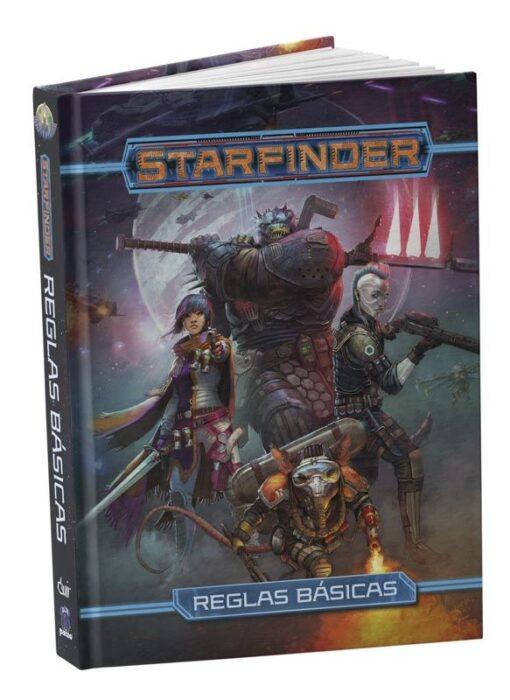starfinder el juego de rol