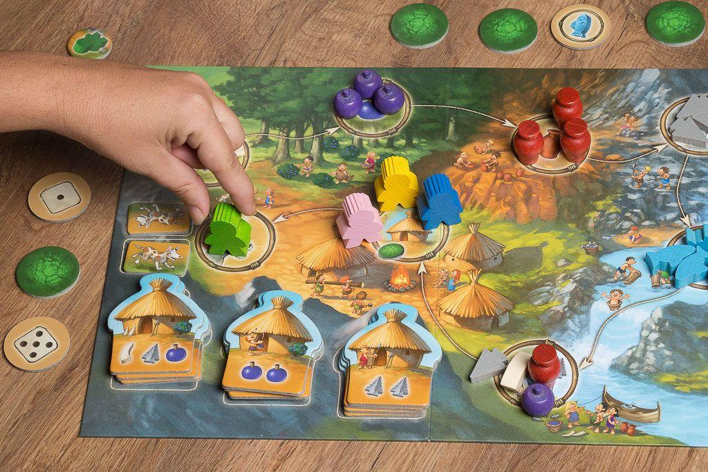 Stone age Junior, los 7 juegos de mesa más vendidos estas navidades