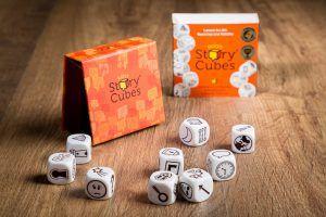 Story Cubes, un juego para aprender inglés
