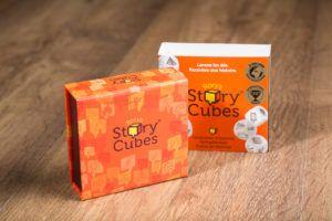 Stories cubes, jugos de mesa para cuando te vas de excursión
