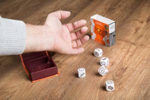 Story Cubes, juegos de mesa para fiestas de pijama