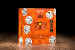 Story Cubes MAX, juegos de mesa para cuando los niños están enfermos