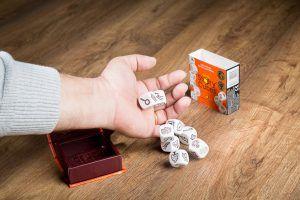 Story Cubes, capacidad creativa