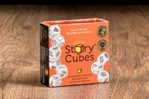 Story Cubes, Juegos de mesa para abrir el apetito