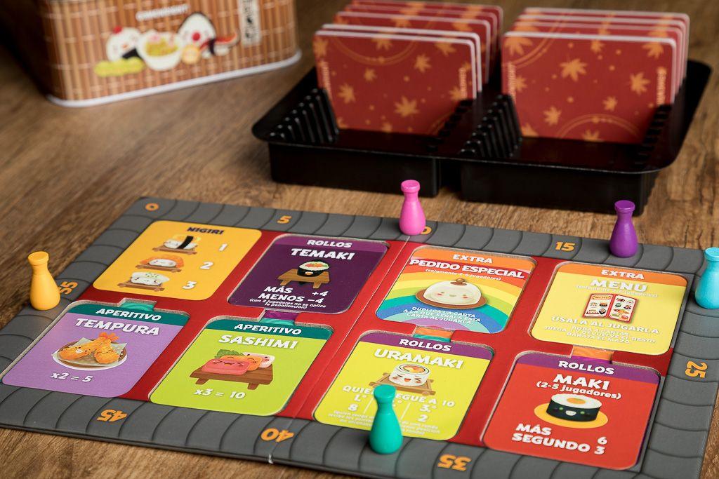 Sushi Go!, Juegos de mesa para el fin de semana