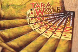 Tara Wolf, juegos de mesa para decir hola la invierno