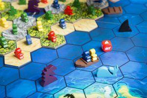 The island, juegos de mesa para disfrutar en familia