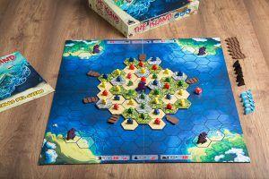 The Island, juegos de mesa para aventureros