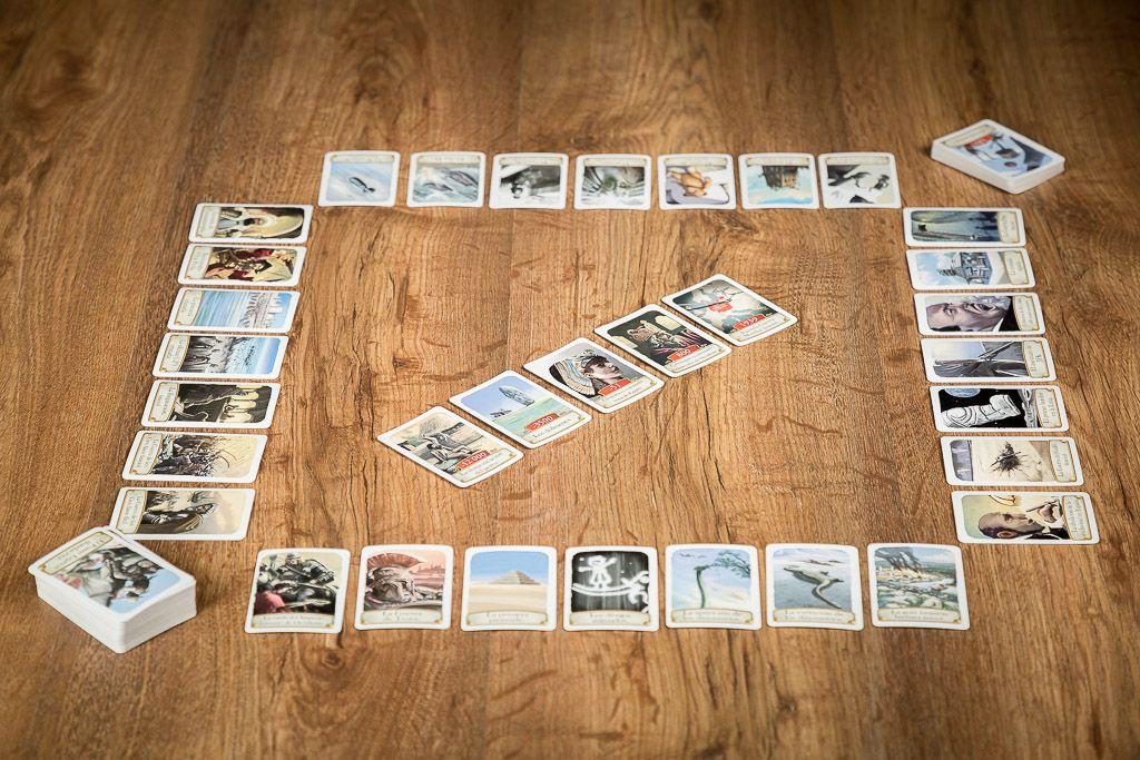 Timeline, juegos de mesa para la vuelta al cole