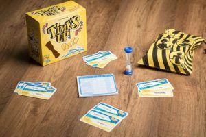 Time's up party, juegos de mesa para jugar con tu jefe