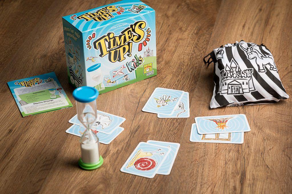 Time´s up parti, juegos de mesa para regalar a tus hijos