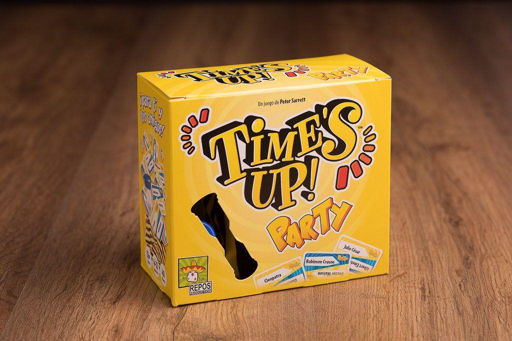 Time's up Famili, juegos para tener los nervios a flor de piel