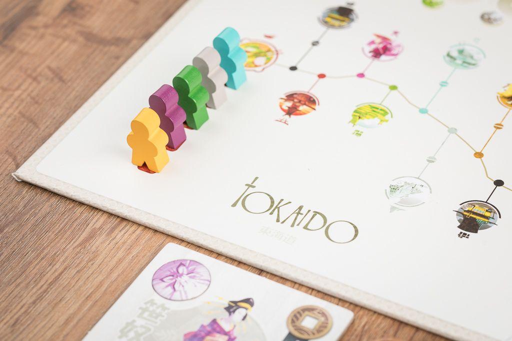 Tokaido, nuevos estilos de juegos de mesa