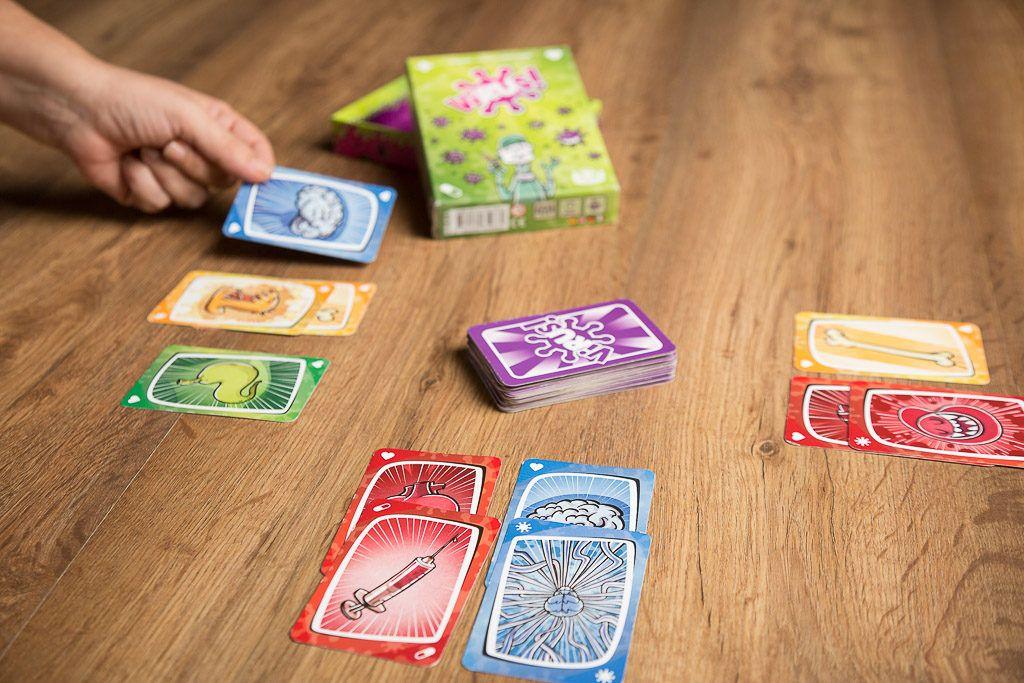 Virus!, juegos de mesa para las comidas navideñas